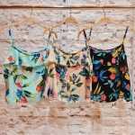 APOLI FLOR - estampado - nude
